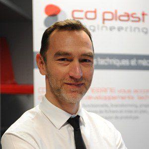 Denis Tellier Président directeur général CEO bureau d'études CD Plast Engineering