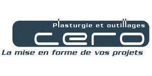 Logo Cero partenaire du bureau d'études CD Plast Engineering