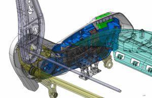 Conception CAO Automobile, recherche et développement, étude mécanique automobile