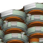 Rhéologie Moldflow maillage CD Plast Engineering, bureau d'étude technique spécialiste de la conception de produit plastique